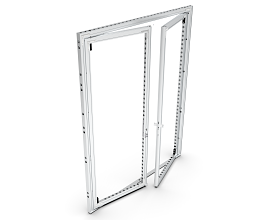 b55 PIVOT DOUBLE DOOR MKII [0992 X ++++MM] ECO
