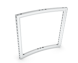 b55 CURVED FRAME 30° [R1980.5] [H=++++MM] ECO