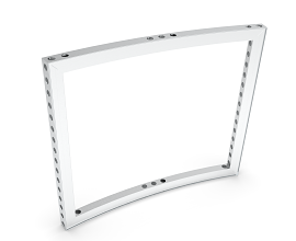 b55 CURVED FRAME 22,5° [R3055] [H=++++MM] ECO