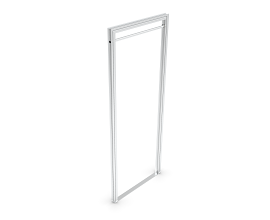 b62 DOOR FRAME WITH TUBE [0992 X ++++MM] TG