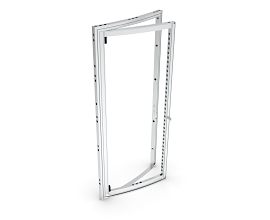 b62 CURVED PIVOT DOOR [H=++++] [R2976] LEFT ECO