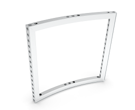 b62 CURVED FRAME 30° [R1984] [H=++++MM] ECO