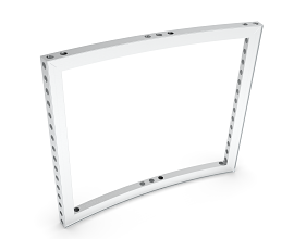 b62 CURVED FRAME 22,5° [R2976] [H=++++MM] ECO