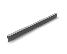 L PLINTH PROFILE [0992MM] RAL