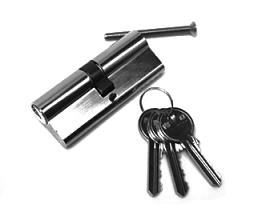 CYLINDER LOCK [INC 3 KEYS]
