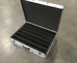 FLIGHTCASE FOR CELIGHTS [12 PCS 150W-8 PCS LED]
