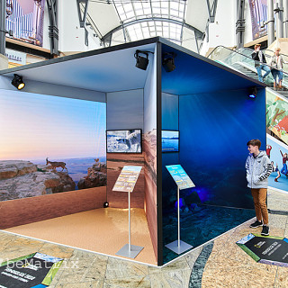 National Geographic @ Center Oberhausen (Pictures by Michael Boucke)