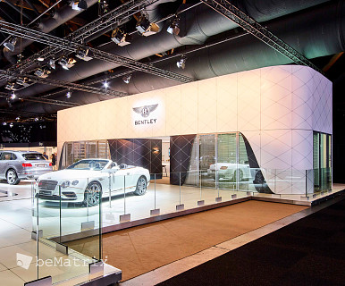 Bentley @ Brussels Motor Show 2018