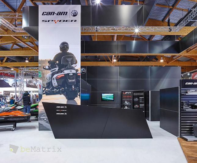 Can-am @ Motor Show Brussels 2016 - Foto 1