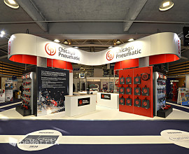 Chicago Pneumatics @ Eurexpo Lyon