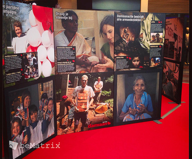 Compact pop-up stand in b62 - Foto 2