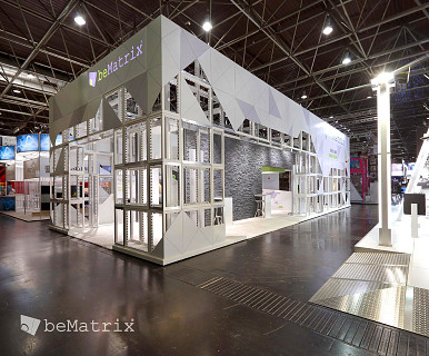 beMatrix @ Euroshop 2014