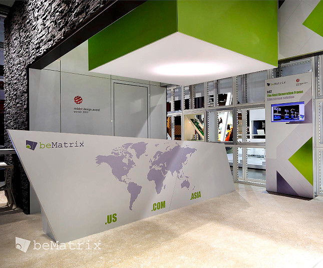 beMatrix @ Euroshop 2014 - Foto 1