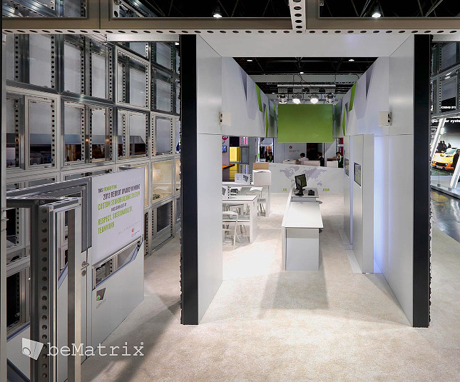 beMatrix @ Euroshop 2014 - Foto 5