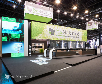 beMatrix @ Euroshop 2017