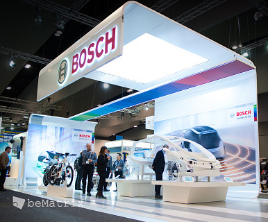 Bosch @ ITS Melbourne 2017
