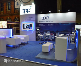 Exhibition Services für Kunde TPP