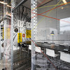 Design-Showroom aus beMatrix-Rahmen. - Foto 5
