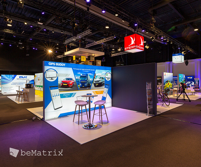 beMatrix saw the light at Fleet Mobility Live 2019 - Foto 2