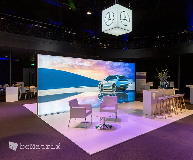 beMatrix saw the light at Fleet Mobility Live 2019 - Foto 3