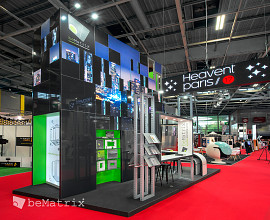 beMatrix @ Heavent Paris 2017