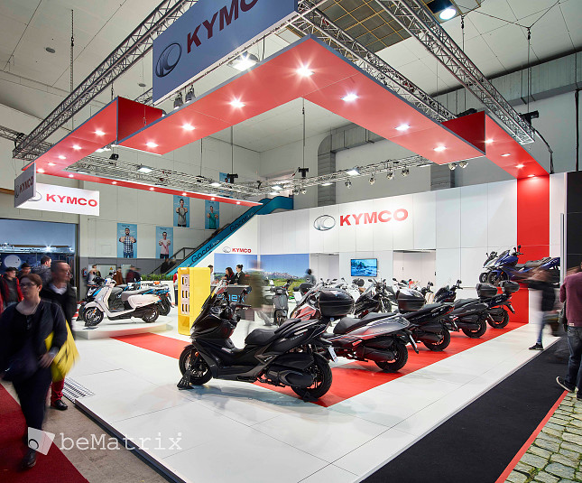 Kymco @ Brussels Motor Show 2019 - Foto 5