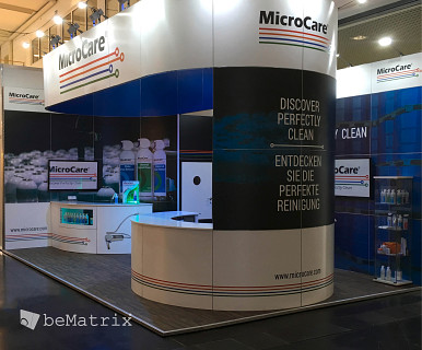 Microcare @ Productronica