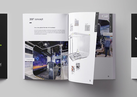 be anything. De all-in-one brochure van beMatrix