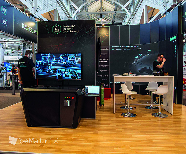 Kaspersky @ Info Security 2019 - Foto 2