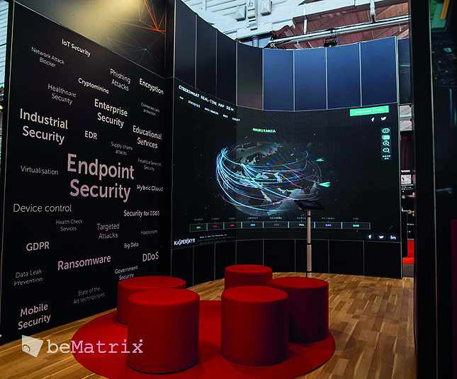 Kaspersky @ Info Security 2019 - Foto 1
