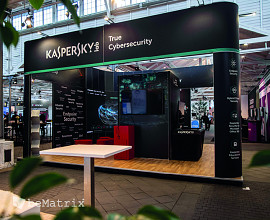 Kaspersky @ Info Security 2019