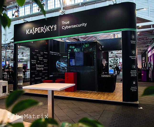 Kaspersky @ Info Security 2019 - Foto 0