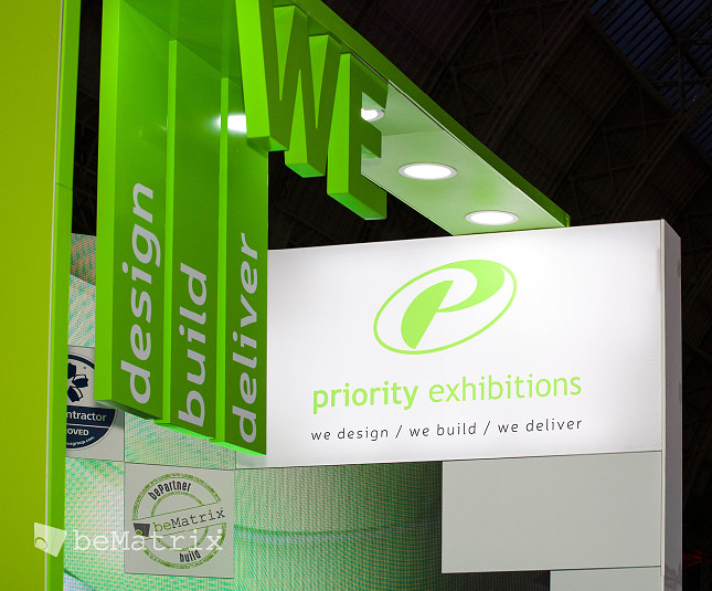 Priority Exhibitions @ International Confex 2018 - Foto 4