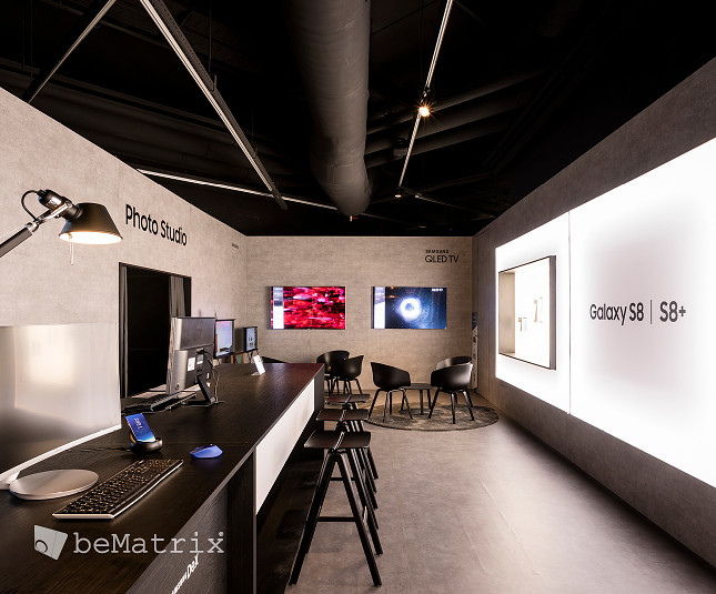 Samsung pop-up store by Tailormate - Foto 3