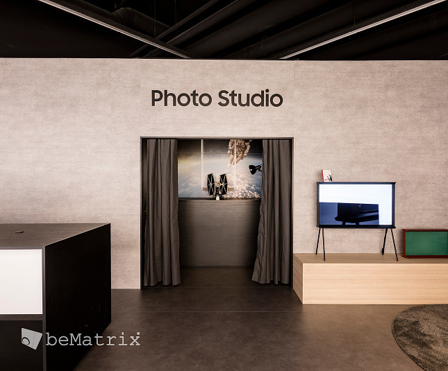 Samsung pop-up store by Tailormate - Foto 5