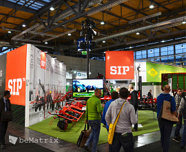 SIP | Agritechnica 2015
