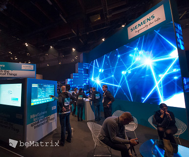 Geronimo – Siemens @ Slush 2017