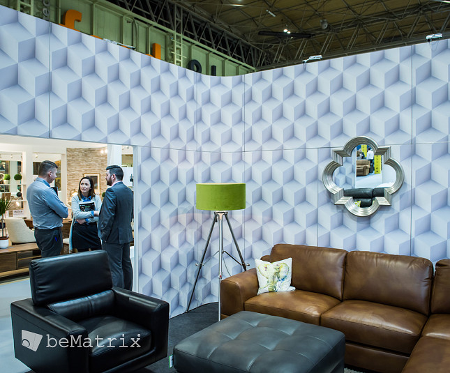 Mercer Exhibitions creates modular, temporary showroom - Foto 4
