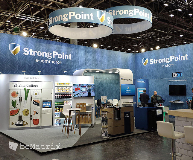 Strongpoint @ Eurocis 2019