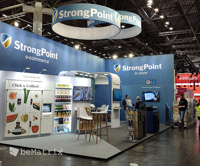 Strongpoint @ Eurocis 2019 - Foto 1