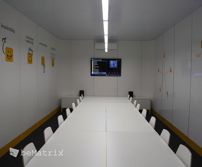 Pop-up Meeting Rooms @ Telenet HQ - Foto 1