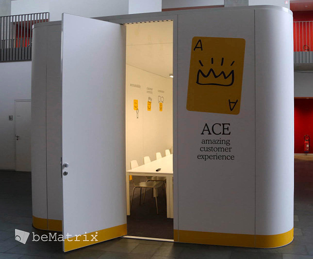 Pop-up Meeting Rooms @ Telenet HQ - Foto 2