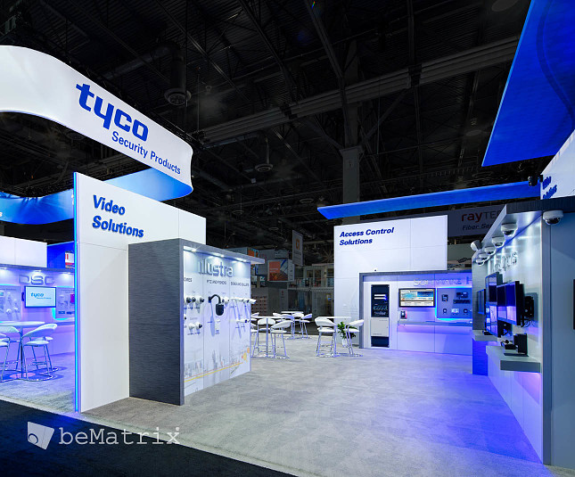 Tyco Security Products @ ISC West