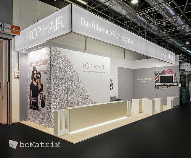 Top Hair @ Top Hair Messe 2019 - Foto 1