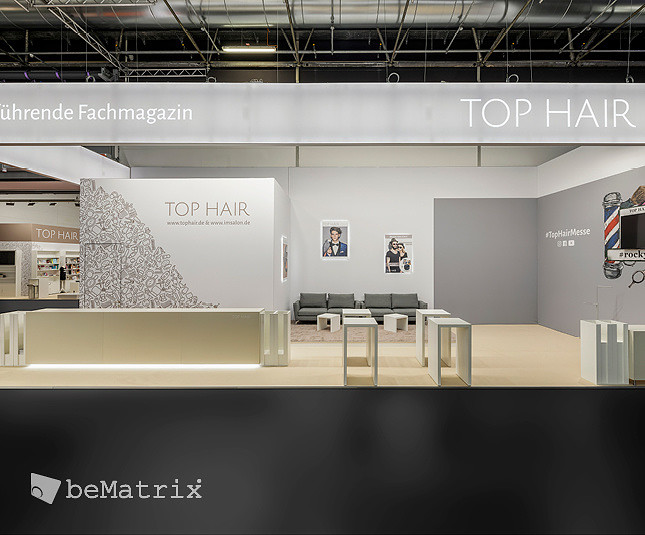 Top Hair @ Top Hair Messe 2019 - Foto 4