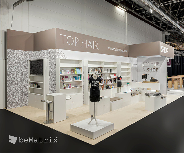 Top Hair @ Top Hair Messe 2019 - Foto 3
