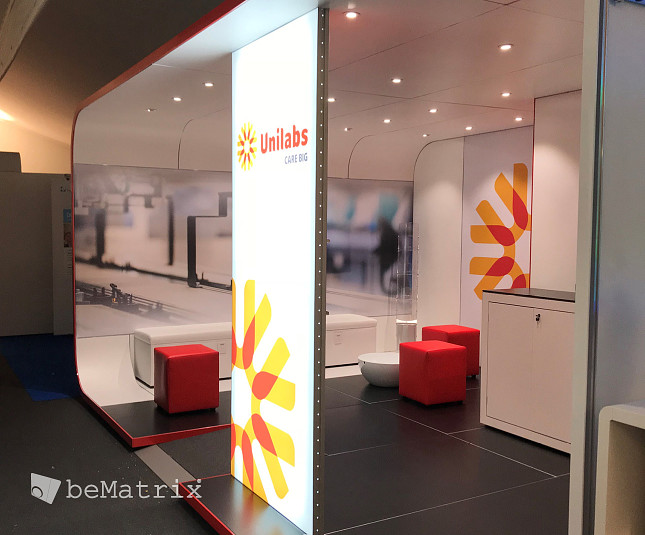 Unilabs stands out with 360° configuration - Foto 1