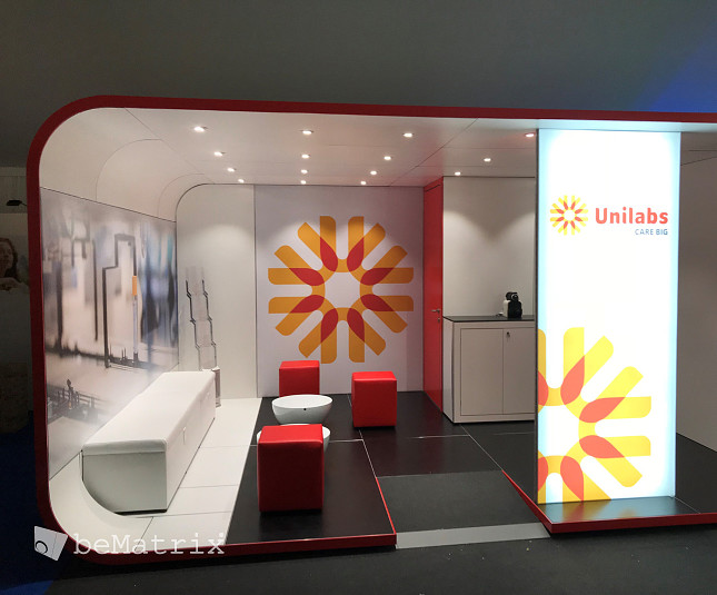 Unilabs stands out with 360° configuration - Foto 3