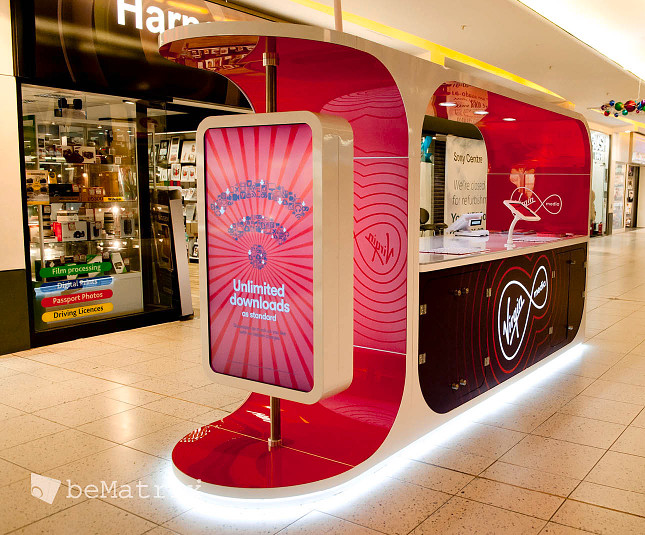 Kiosque Virgin sur mesure - Foto 3