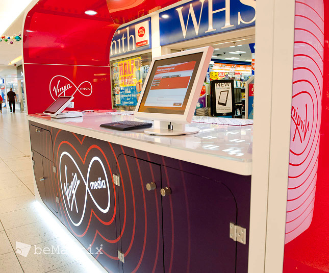 Kiosque Virgin sur mesure - Foto 1
